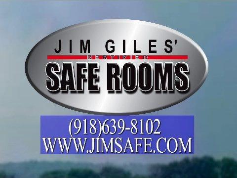 Jim Giles' Safe Rooms