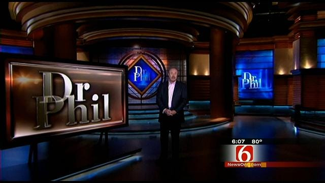 Oklahoma Man Appears On Dr. Phil To Shed Light on Child Trafficking
