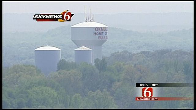 Okmulgee Water Break Repaired; Boil Order Issued