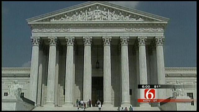 Former Oklahoma AG Shares Insight Into U.S. Supreme Court