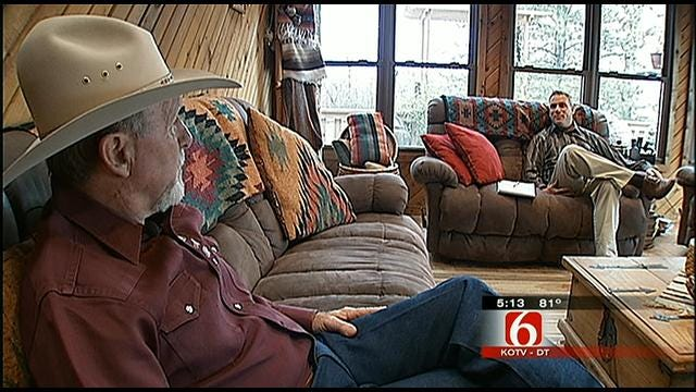 Drumright Man's 20 Year Old Idea Becomes Smartphone App