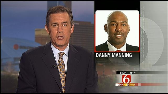 Danny Manning A Strong Candidate For TU Job