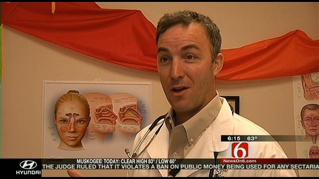 Tulsa Doctor Cautions About Over The Counter Allergy Medications