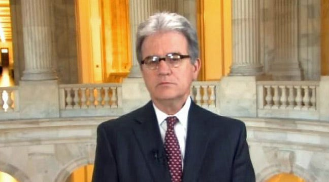 Oklahoma Senator Tom Coburn Sounds Off On Health Care Law