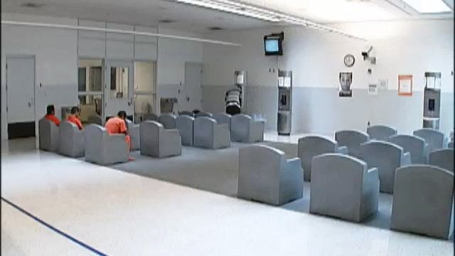 Tulsa County Jail Struggles With Mentally Ill Patients