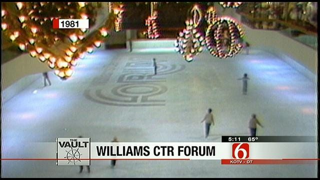 From The KOTV Vault: Ice Skating In Downtown Tulsa