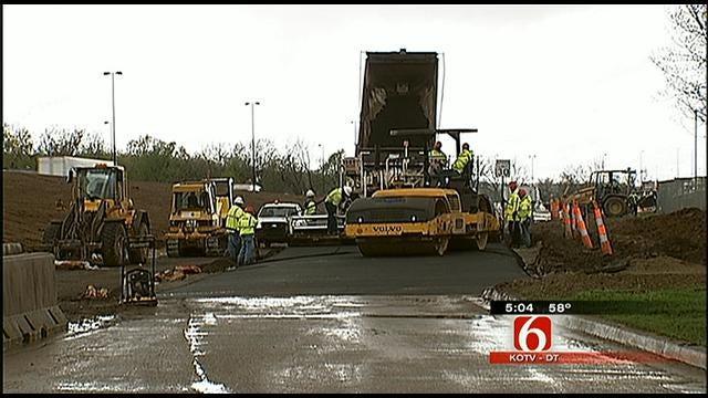 Spring Storm Produces Several Potholes On Tulsa Roads