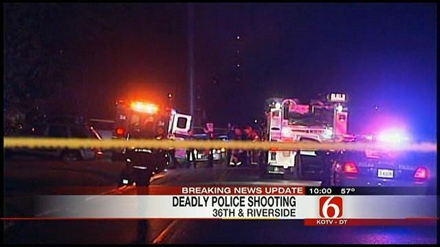 Tulsa Police Shoot, Kill Man In Home Invasion, Attack On Elderly Woman