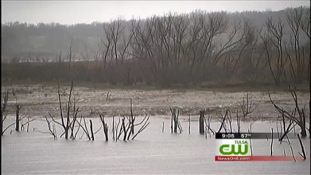 Rainfall Welcome Relief For Green Country Lakes
