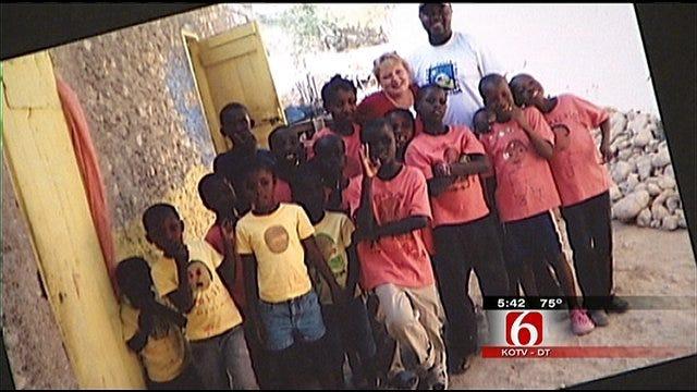 Oklahoma's Own: ORU Nursing, Education Students Bring Help To Haiti
