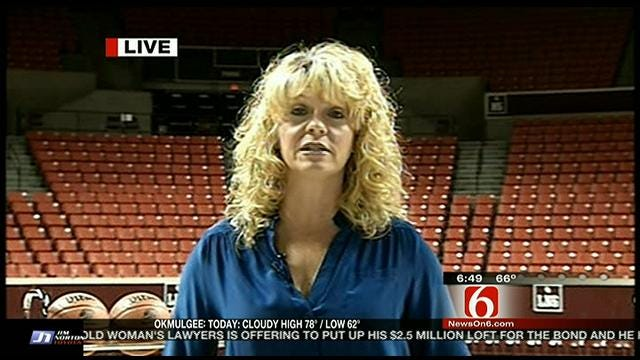 OU Women's Basketball Coach Sherri Coale Talks NCAA Tournament