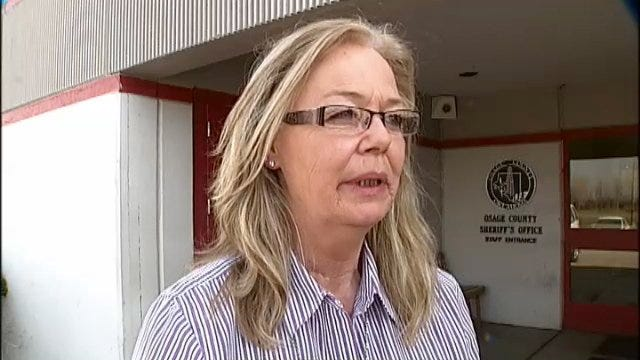 WEB EXTRA: Osage County Undersheriff Lou Ann Brown Talks About The Abuse