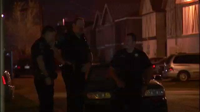 WEB EXTRA: Video From Scene Of South Tulsa Stabbing Early Thursday