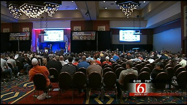 Hundreds Of Law Enforcement Officers In Tulsa For Training