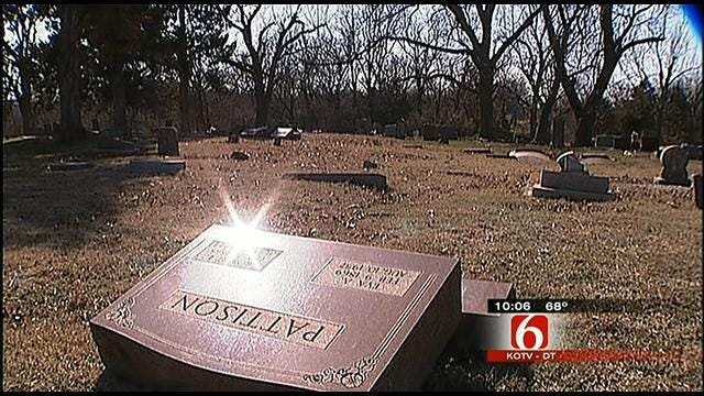 Vandals Strike Craig County Cemetery, Cause 'Extensive' Damage
