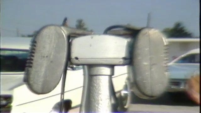 From The KOTV Vault: Bartlesville Drive-In Becomes Outdoor Church In 1980