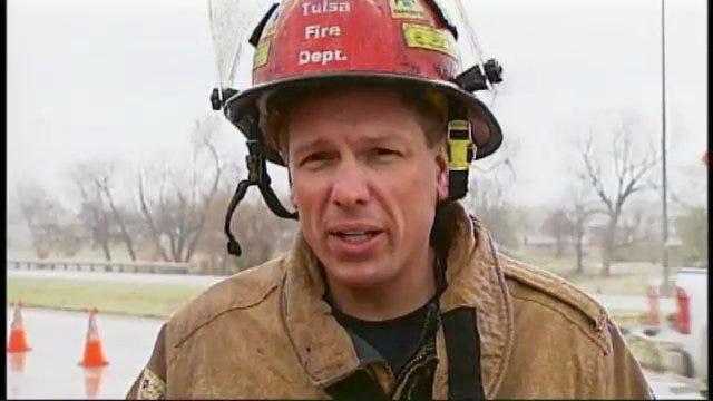 WEB EXTRA: Tulsa Fire Captain Lee Murphy Talks About Train Hitting Boy