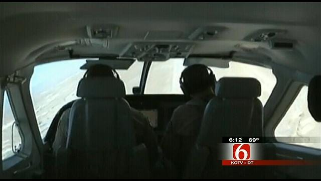 Claremore Pilot Back Home After Afghanistan Training Mission