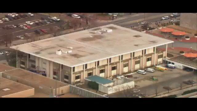 WEB EXTRA: SkyNews6 Flies Over Courthouse Shooting Scene