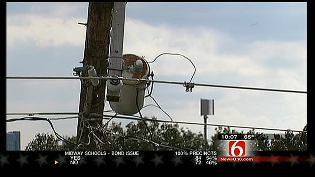 Strong Winds Cut Power To Thousands In Tulsa County
