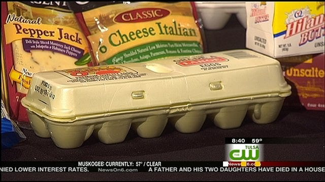 Money Saving Queen Answers Question On Freezing Milk, Cheese, Butter or Eggs?