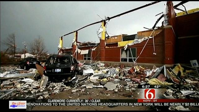 Oklahoma Storm Chaser Jeff Piotrowski Talks About Indiana Storm Damage