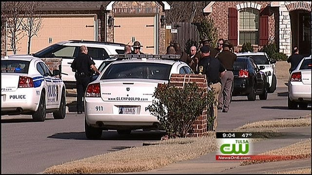 Home Invasion Suspect Shoots Self During Bixby Manhunt