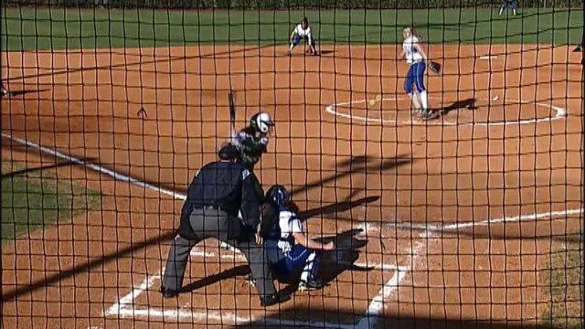 Tulsa Softball Tops North Texas And Austin Peay