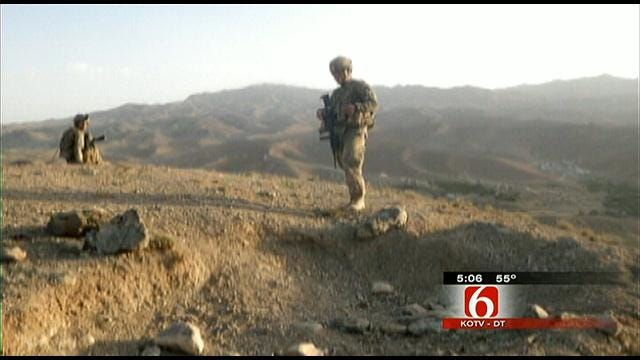 Oklahoma Military Mom Waits For Return Of 45th Infantry Soldier