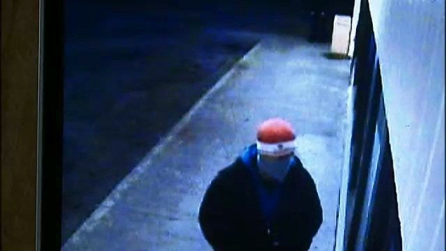 WEB EXTRA: Surveillance Video From Outside Convenience Store