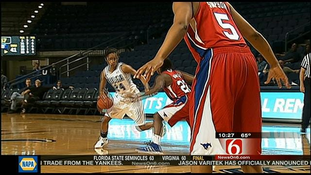 Tulsa Survives SMU To End Season