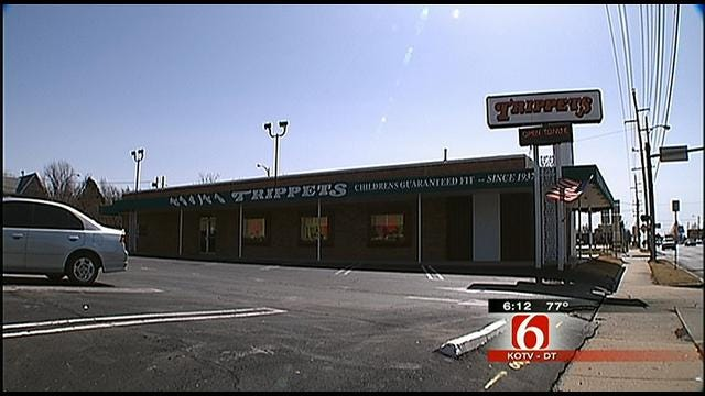 Oklahoma's Own: Trippet's Shoe Store