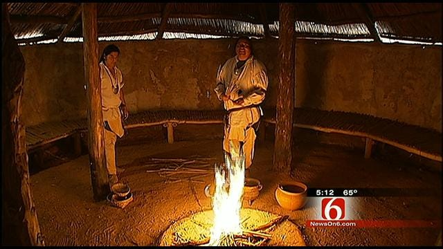 Cherokee Village Near Tahlequah Hopes To Bring The Past Alive