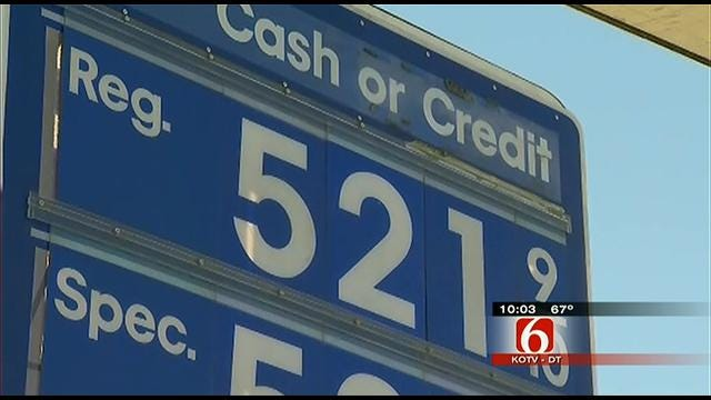 Will The Cushing Pipeline Increase Gas Prices For Oklahoma Drivers?