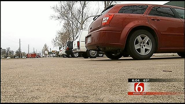 Tulsa Police Say Car Break-Ins Widespread, But Many Go Unreported