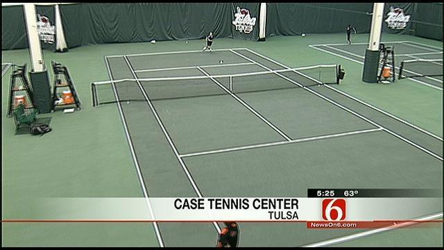 OSU vs. Liberty Tennis Highlights