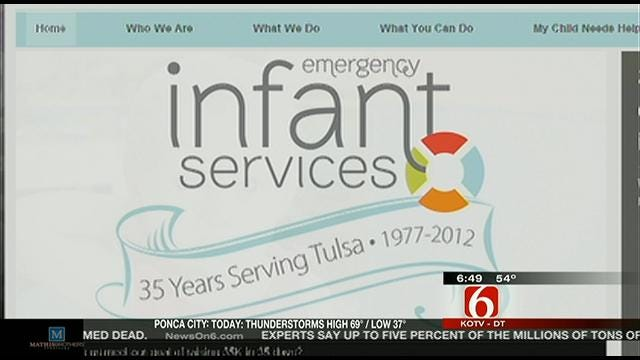 Emergency Infant Services Fundraising Campaign