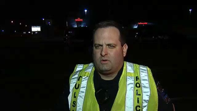 WEB EXTRA: Tulsa Police Officer Patrick Stevens Talks About Drag Racing Crash