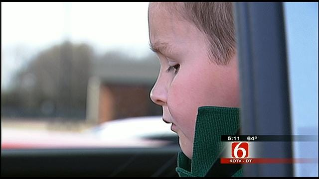 Claremore Child Has Rare Disease That Turns Muscles To Bone