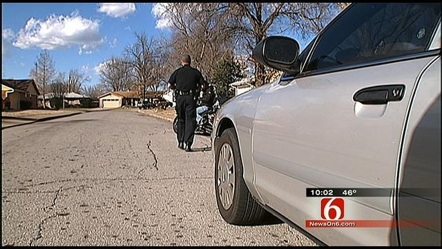 Oklahoma Bill Aims To Crack Down On Uninsured Drivers