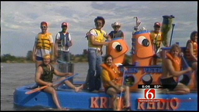 The Great Raft Race Brought Focus To The Arkansas River