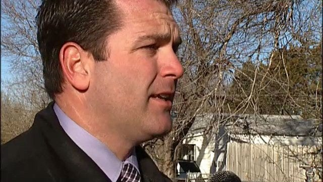 WEB EXTRA: Tulsa Police Officer Jason Willingham Talks About Missing Child Report