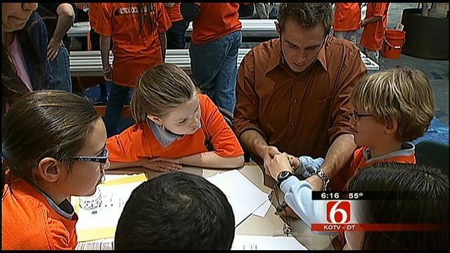 Tulsa Area Students Put their Engineering Skills To The Test