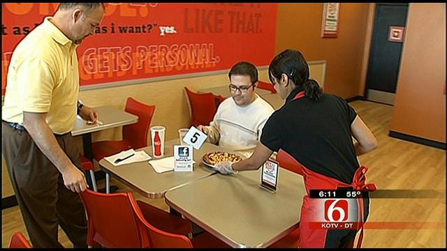 Tulsa Mom Trades IT Career For Pizza Place