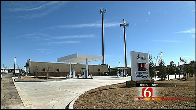 Rising Gas Prices Fuel Natural Gas Boom In Tulsa Area