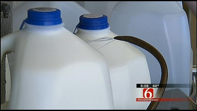 Claremore Dairy Says Raw Milk Safe Despite CDC Warnings