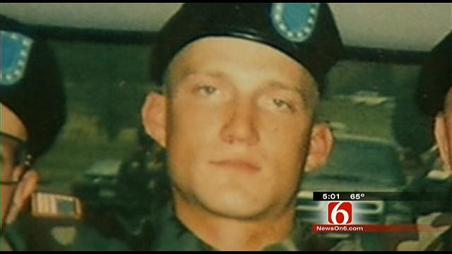 Mother Of Fallen Oklahoma Soldier Said Son Was Dedicated To Serving