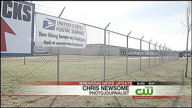Tulsa Postal Facility To Close; More Than 500 Jobs Affected