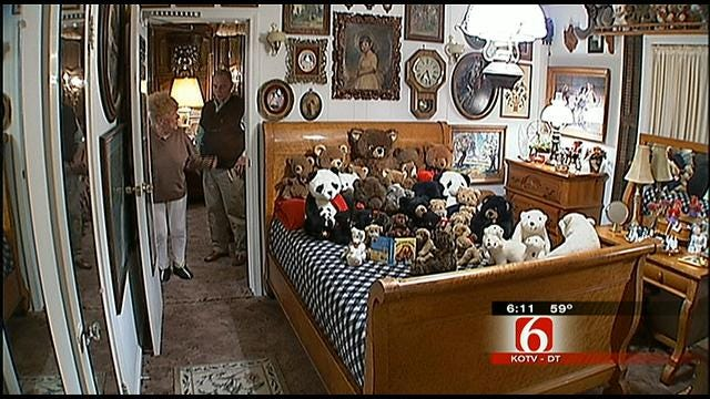 Tulsa House Full Of 'Stuff'
