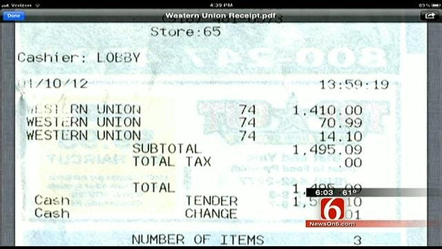ORU Student In Tulsa Targeted By Check Scammers